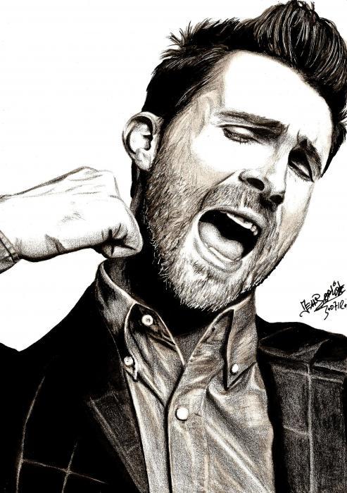 Adam Levine by jb71
